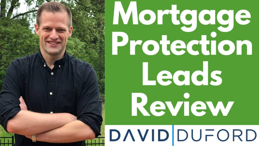 In this article, we review mortgage protection leads.