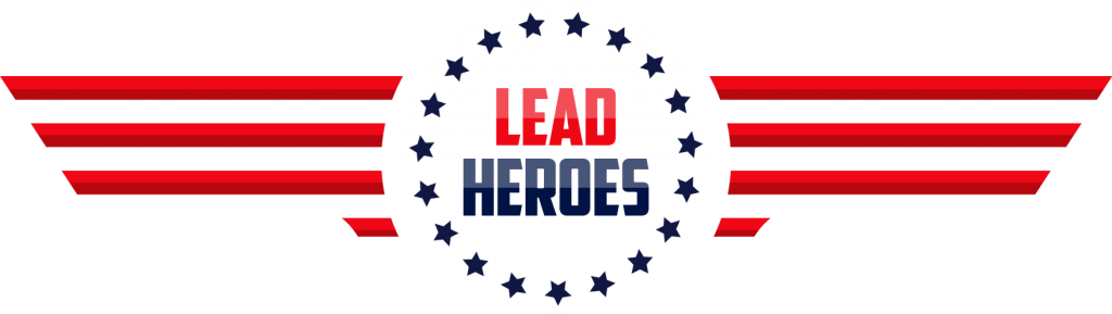 This is Lead Heroes' Logo