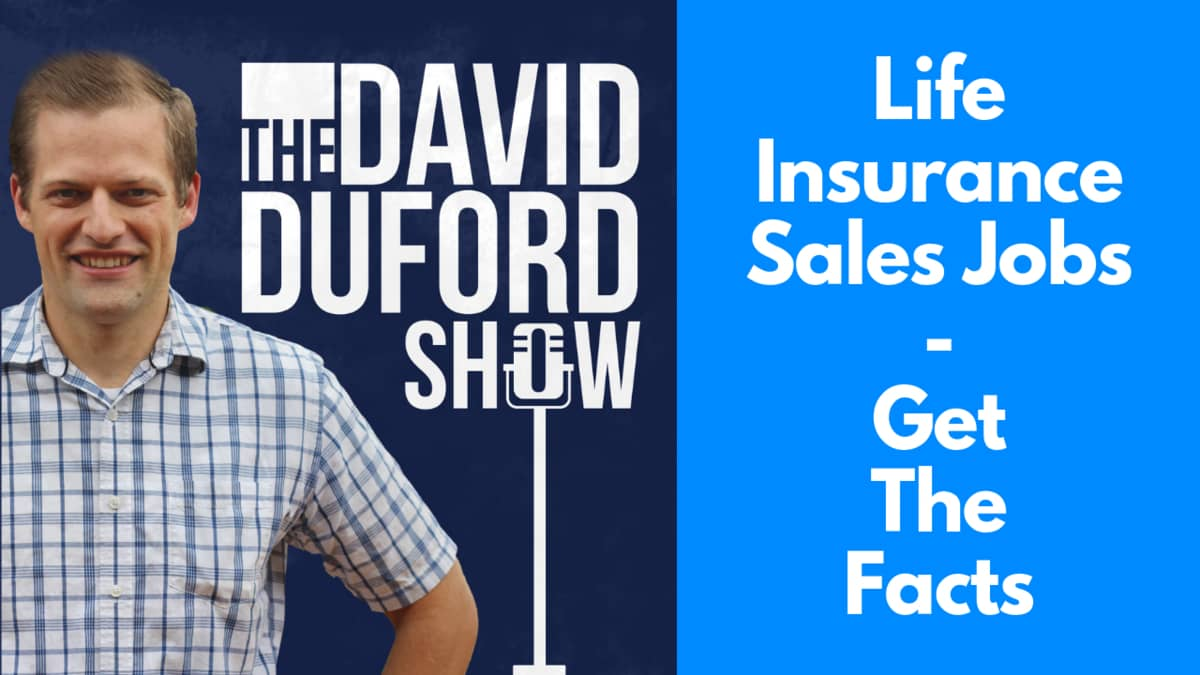 Insurance Sales Jobs - Get The Facts