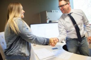 When was the last time you met your insurance agent?